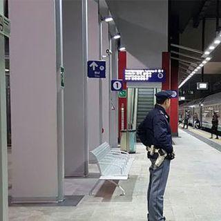 Treni fermi sulla linea Vicenza-Padova all'altezza di Grisignano. Probabile gesto estremo