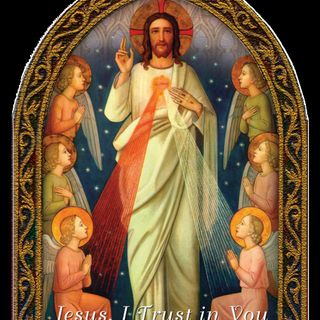 July 25 Divine Mercy Chaplet Live Stream 7:00 a.m.