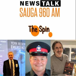 The Spin - July 6, 2020 - Toronto Heatwave, Masks Galore & Return of the BlueJays