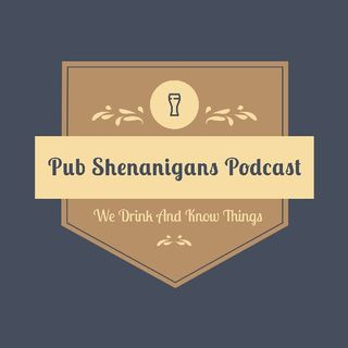 Episode 3 - Pub SHENAGINNS show