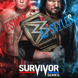 The Game Changer! Survivor Series and War Games Predictions!!