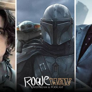 EP 27: Mandalorian Trailer Review, Dune Trailer Review, Tenet Movie Review