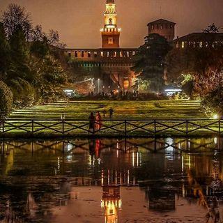 Dante e la Magia Nera a Milano