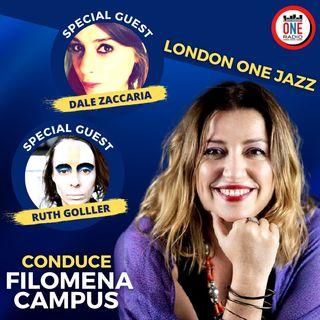 LondonONE Jazz: la bassista Ruth Goller e la poetessa Dale Zaccaria