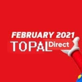 TopalDirect - Nintendo Direct 17 de febrero 2021