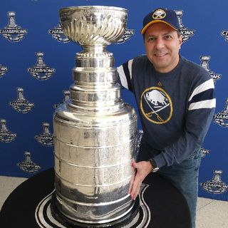 Howie Borrow - Keeper Of The Stanley Cup