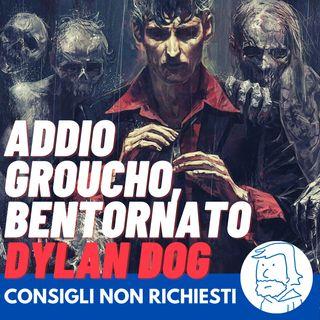 Dylan Dog, Il pianeta dei morti - La saga capolavoro di Alessandro Bilotta