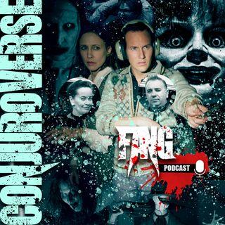 S47: Retratos Paranormales, Warrenverse