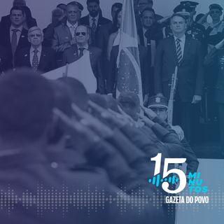 O papel dos militares na briga de Bolsonaro com STF e Congresso