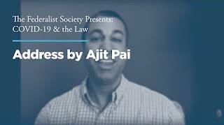 Address by Ajit Pai