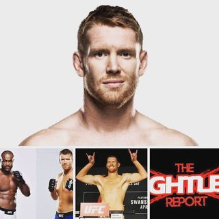 UFC Fight Night  114Smile'nSam Alvey Interview