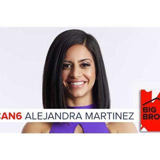 "Big Brother Canada 6 | ALEJANDRA ""ALI"" MARTINEZ"