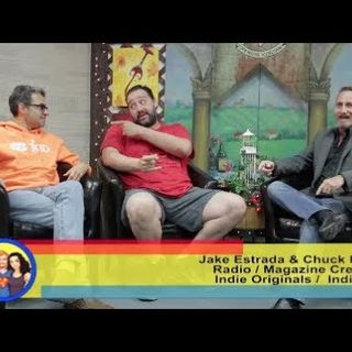 "Indie Creators Get ""Fresh"": Jake Estrada & Chuck Fresh interview on the Hangin With Web Show"