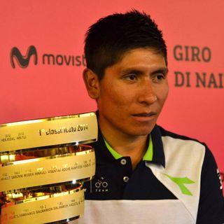 Telepresencia Nairo Quintana con medios