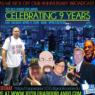 102 DLG Anniversary Special Ep: 3 - April 2, 2019