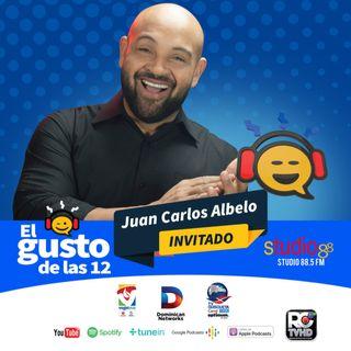 El Gusto de las 12- Episodio 16. Julio 22-2019- Juan Carlos Alvelo
