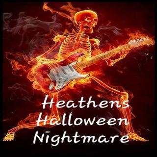 Hot Rod Heathens Halloween