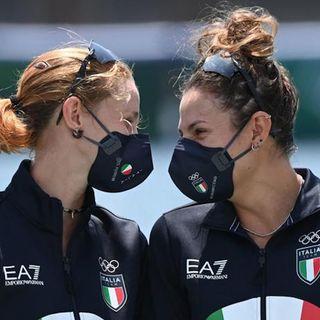 Tokyo: Canottaggio oro e lode, e l'Italia si sblocca