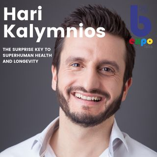 Hari Kalymnios at The Best You EXPO