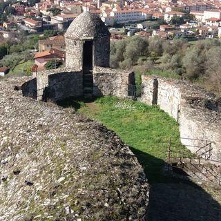 La mia gita alla fortezza di Sarzanello - Alessio 1E