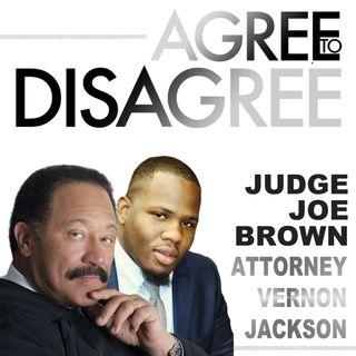 JUDGE JOE BROWN and ATTORNEY VERNON JACKSON talk BETA MALES, GEORGE FLOYD, LIL NAS X and BLACK PEOPLE