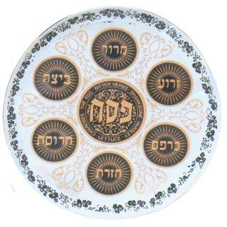 #2 Seder Plate Evolution