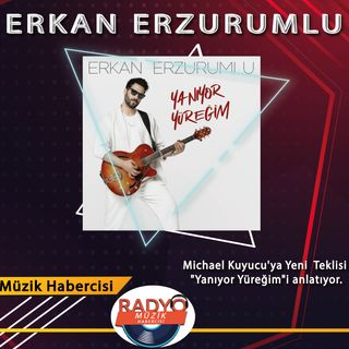 Erkan Erzurumlu'nun Kıbrıs'tan İstanbul'a Müzik Hikayesi