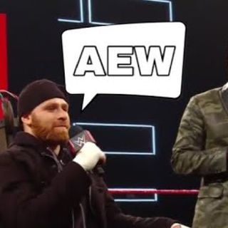 Sami Zayn Mentions AEW On Raw!!! | Slam Talk: Raw Recap