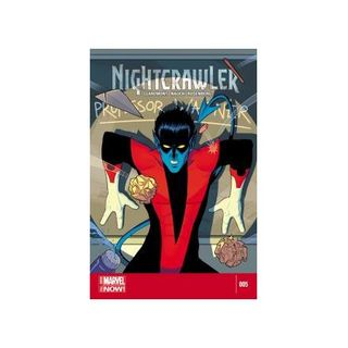 "Source Material #118 - ""Nightcrawler"" 1-6 (Marvel) (2014)"