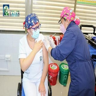 a vacunacion avance