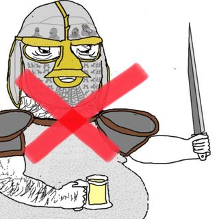 Ban Anglo-Saxon? The Push to remove Anglo-Saxons from academic discourse