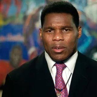 Herschel Walker, Larry Elder, & Reparations: 619-768-2945