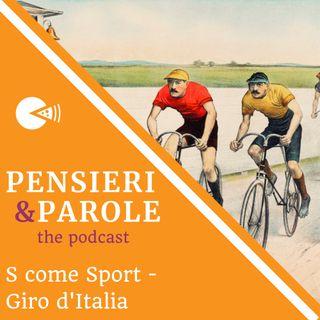27 - S come Sport - Il giro dItalia