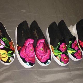 Arte Oaxaqueño hecho zapato
