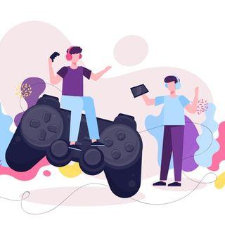 Salotto virtuale. I gamer si raccontano.