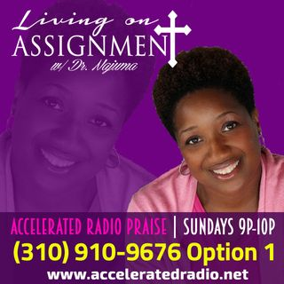 Living on assignment 4-14-19