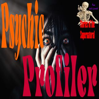Psychic Profiler | Interview with Robbie Thomas | Podcast