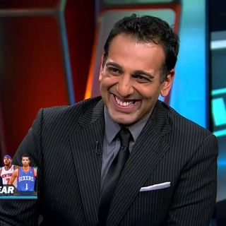 Out of Left Field: Friend of the Show Adnan Virk Joins Us for Our First Anniversary Show!