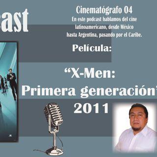 XMen Primera Generación