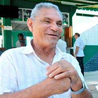 Llama Evelio Hernandez, gloria del deporte matancero, a celebrar el 1ero. Mayo desde casa