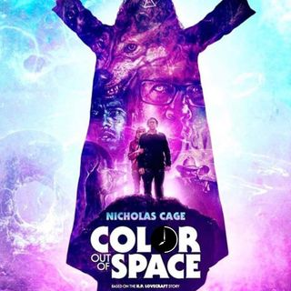 Color out of Space: il confine tra Lovecraft e il Cinema