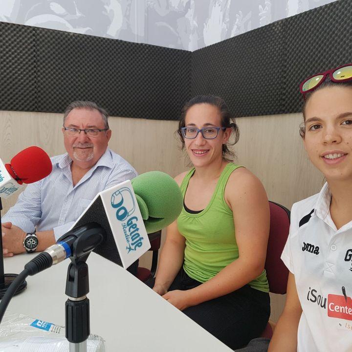 Balonmano Getasur, Pedro Moreno y sus chicas