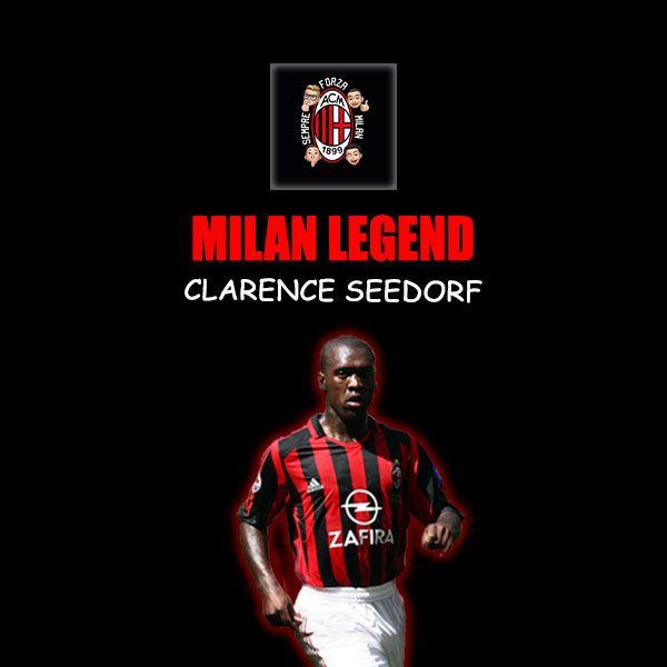 CLARENCE SEEDORF | Milan Legend
