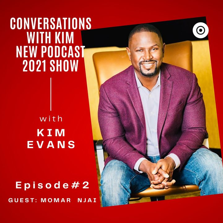 Episode #2: From Exile to Freedom with special guest, Momar Njai