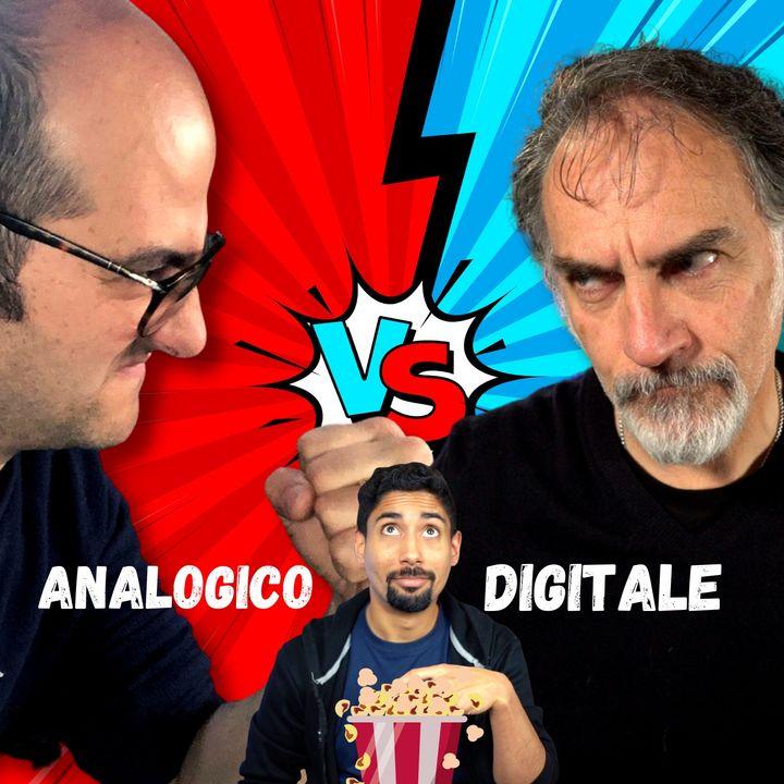 Scontro Epico 🔥 MARCO FANTON vs LUCA COLOMBO - Analogico vs Digitale