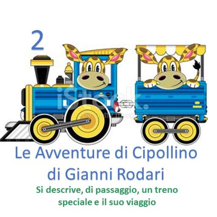 Le Avventure di Cipollino di Gianni Rodari – Capitolo 19 - seconda parte