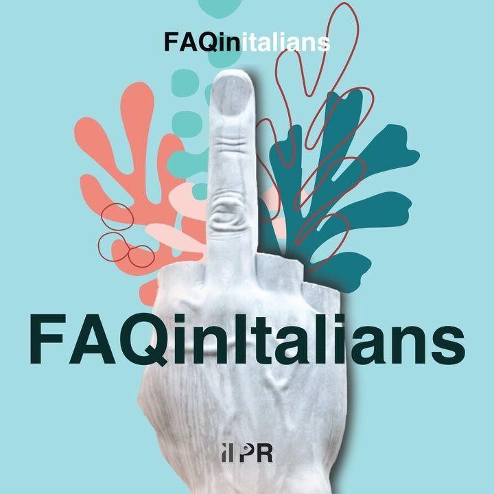 TRAILER FAQin Italians