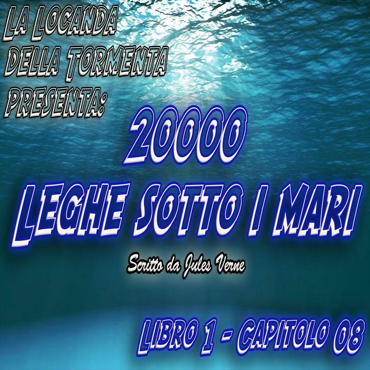 20000 Leghe sotto i mari - Parte 1 - Capitolo 08