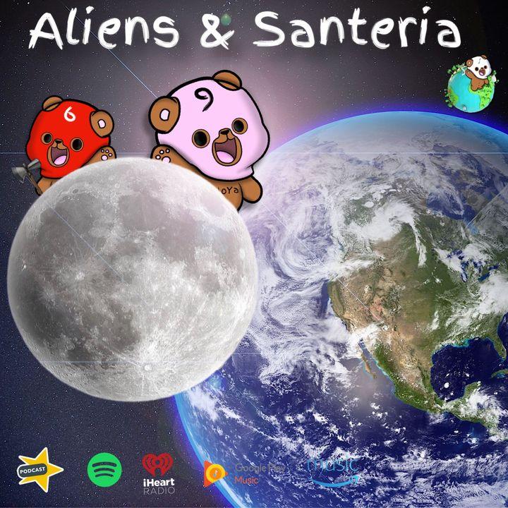 aliens & santeria