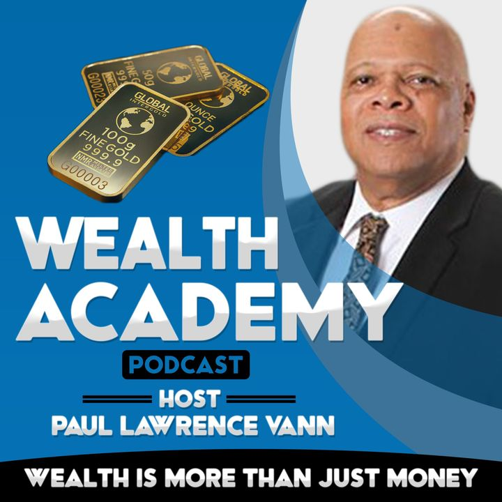 Wealth Academy Podcast - Episode #74 - Creg Effs Jamaican Poet, Author and Speaker & Inspires